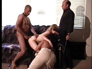 The Swinger Experience Presents Mature slave gang bang