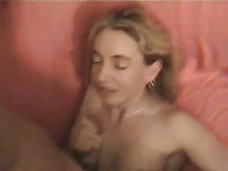 Great British MILF blowjob