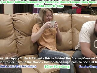 $CLOV Stacy Shepard's 1st Gyno Examination EVER Is With Physician Tampa
