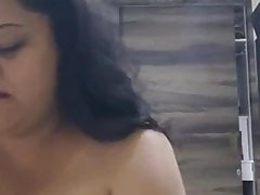 Horny and wild  friends mom seduce and ride my cock in hindi