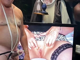 Dutch Mature Exciting CLITTY Show