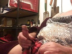 Cum in my skirt