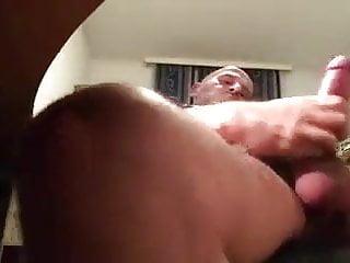 Cock masturbing...