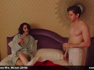 Rachel brosnahan scenes...