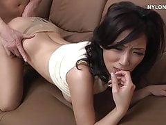 nylon stockings fetish pantyhose massage