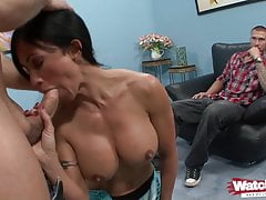fucking hot milf and cuckhold free full porn