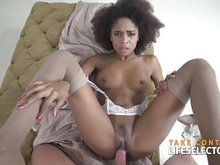 Luna Corazon – Hardcore Interracial Penetration
