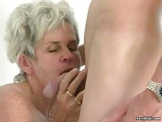 Tastes young cock...