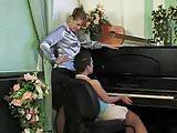Playing At The Piano