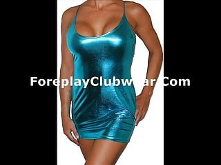 Club wear to get fucked in