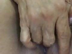 Filipina Granny Pussy
