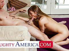 Naughty America - Alyssa Branch fucks her sugar daddy