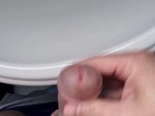 Cum in the Sink