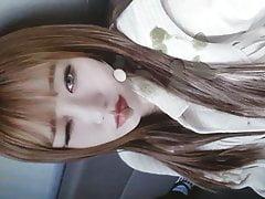 Weki Meki Yoojung cum (tribute) #10