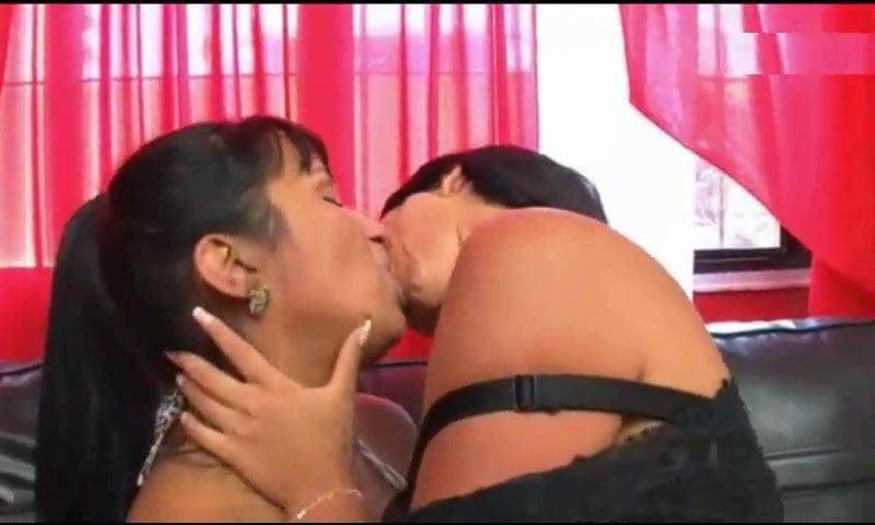 Hot Young Latina Lesbian