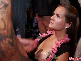Euro Party Porn