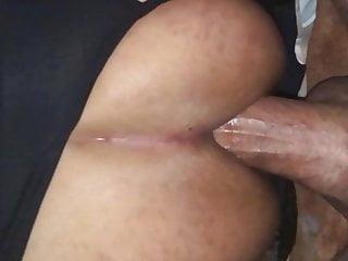 Hung daddy raw play