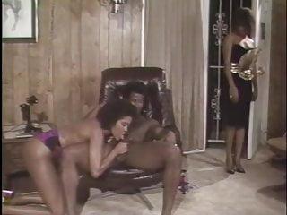 Classic black lady...