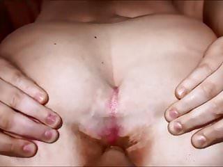 In den Arsch gefickt