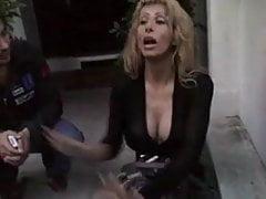 volwassen Arabier retried prostituee die in het openbaar een kutje oplichtte...