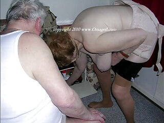 OmaGeiL – Amateur Moms Posing Naked For Photo Collection
