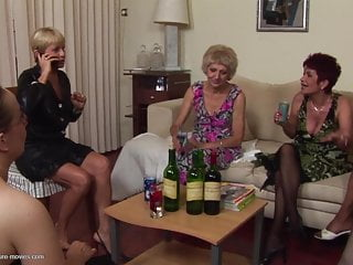 Mature orgy with zsanna...