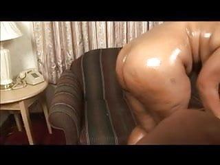 Ebony ass sucks and fucks...