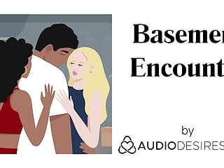 Basement encounter remastered sex story porn...