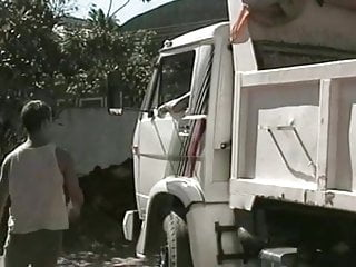 Brazilian hot truckers...