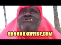 Hood Big Sexy Bitch Fucked Real Coke Boy behind Boyfriend Ne