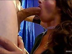 Busty sexi susi shows cums facials and deepthroat