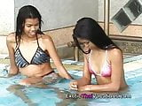 Hot Lesbian Thailand Girls in Action