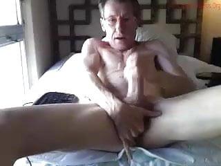Skinny grandpa dick...