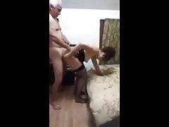 Old Guy Fuckin Slut