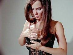 Striptease di calze pelose vintage anni '60