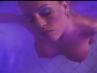 2 hot blonde the shower together...