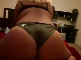 Big Ass Mexican Twerks On Dick