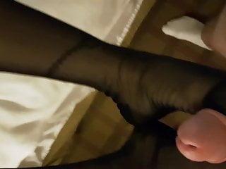 black rht stockings footjob 2porno videos