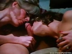 Vintage John Holmes and Marilyn Cambers anal
