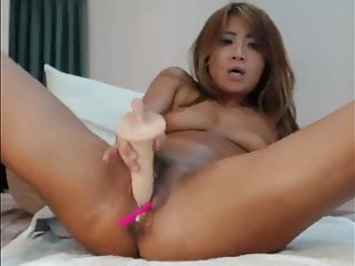 Webcam tits milf hardcore pussy dildo fucking...