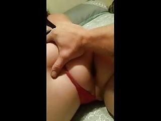 Wife twerking ass...
