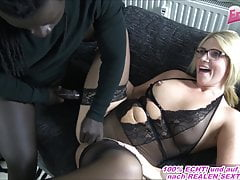 german blonde milf teacher with glasses in nylons and bbcfree full porn