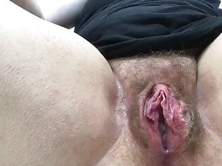 rubbing her pussy open wide girl Big
