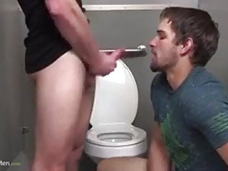 Gay glory hole...