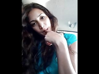 attractive sexy younger lady pussy rubbing within the backseat of a automotive