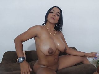 Big Thick Big Tits Girl Colombian Ass