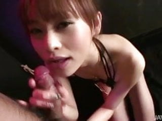 Raunchy 69 action with Japanese beauty Suzuka and her horny