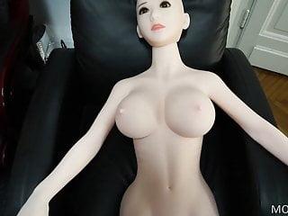 Unboxing sex doll birthday present