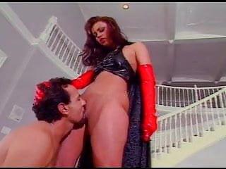 Video 1532751501: nikita denise, mistress boots, bdsm boots, mistress red, heels bdsm, bdsm brunette, brunette straight