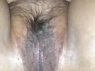 milf spanking herself and displaying vagina